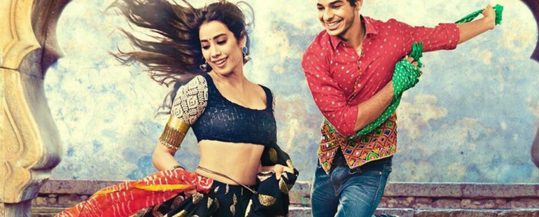 Dhadak Trailer Shows A Sizzling Chemistry Between Janhvi and Ishaan! Go, Watch It!!