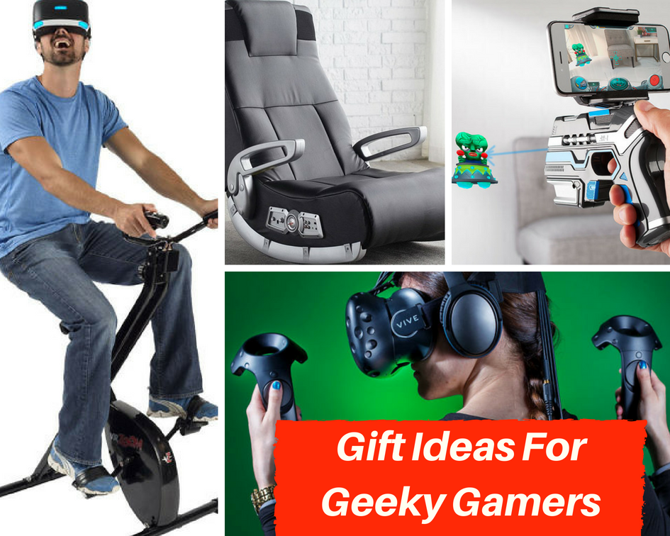 Gift Ideas For Geeky Gamers