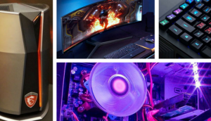 Gifts PC Gamers