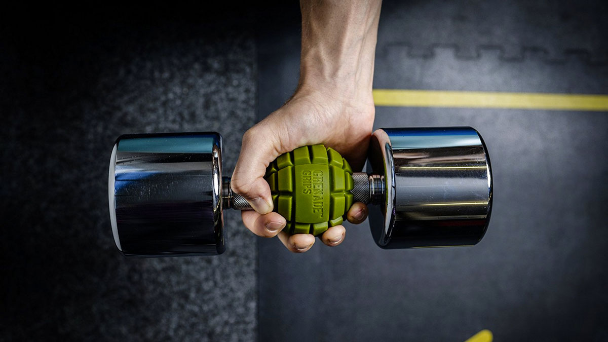 Grip Strength Builder Wraps