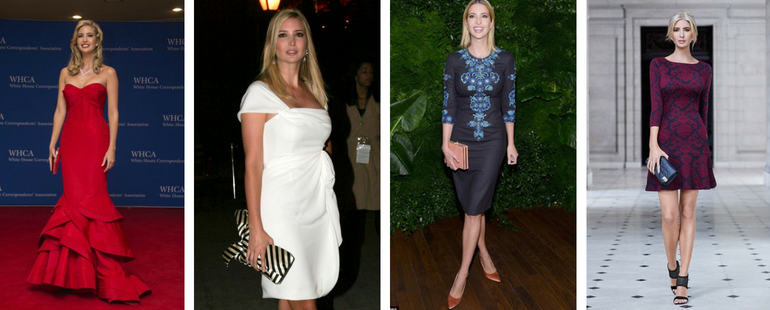 Why Not Look Like A Fashion Queen Yourself In A Dress From Ivanka Trump's Collection!