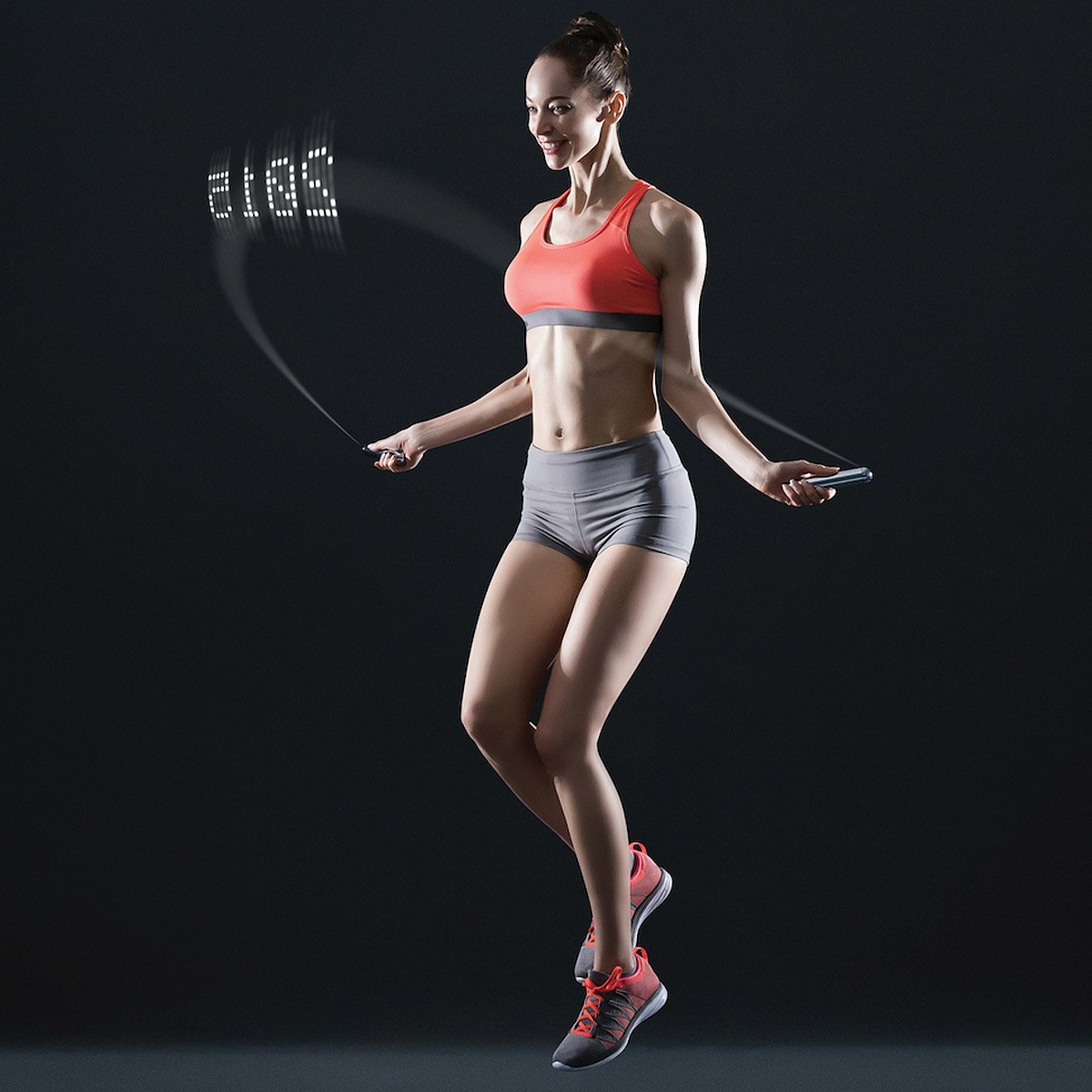LED Smart Jump Rope