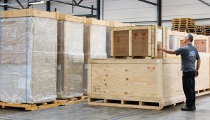 Exchange Pallet Boxes