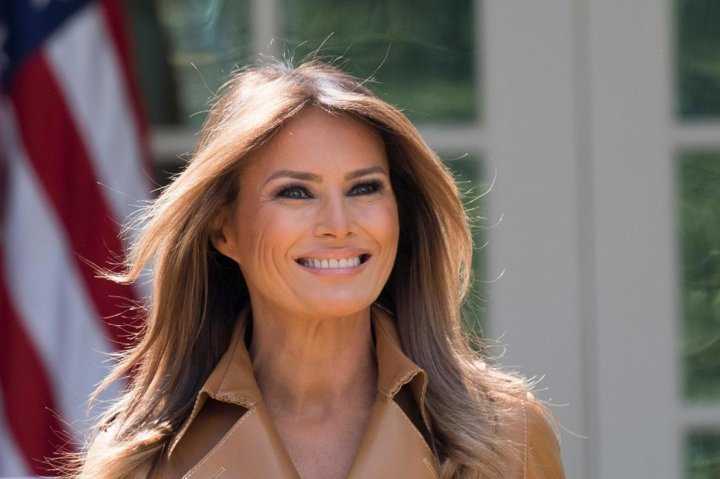 Finally, Melania Trump Reappears After Weeks Of Speculation!