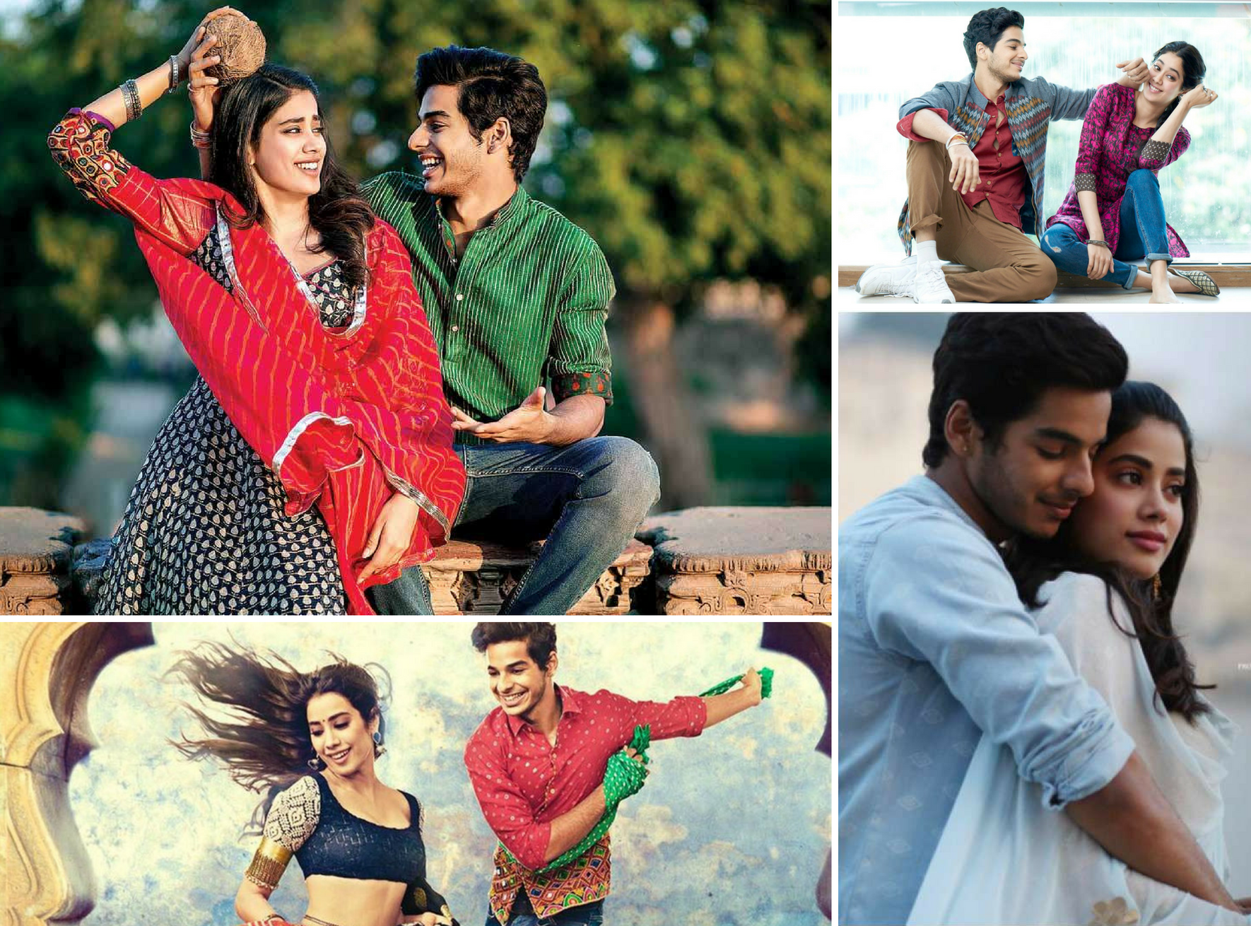 Mesmerizing Moments From The Dhadak Trailer