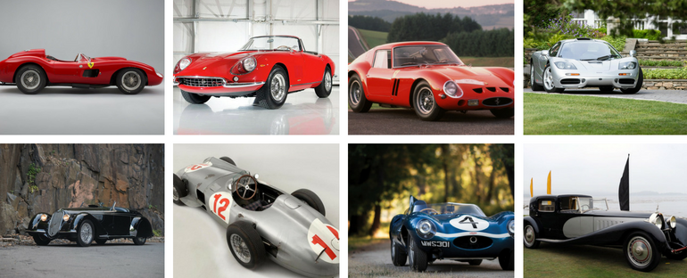 The 15 Most Expensive Cars Sold At Auction