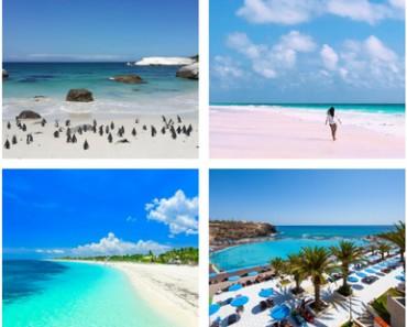 Most Popular Beaches