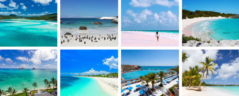 10 Most Popular Beaches In The World According To Instagram