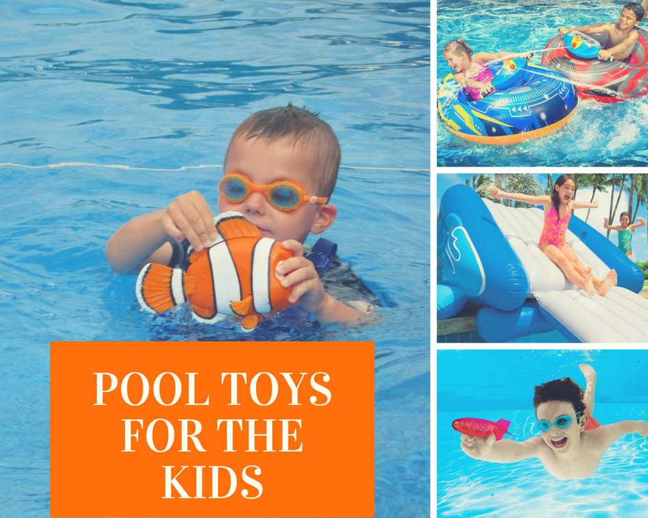 9 Water Toys And Swimming Pool Toys For The Kids