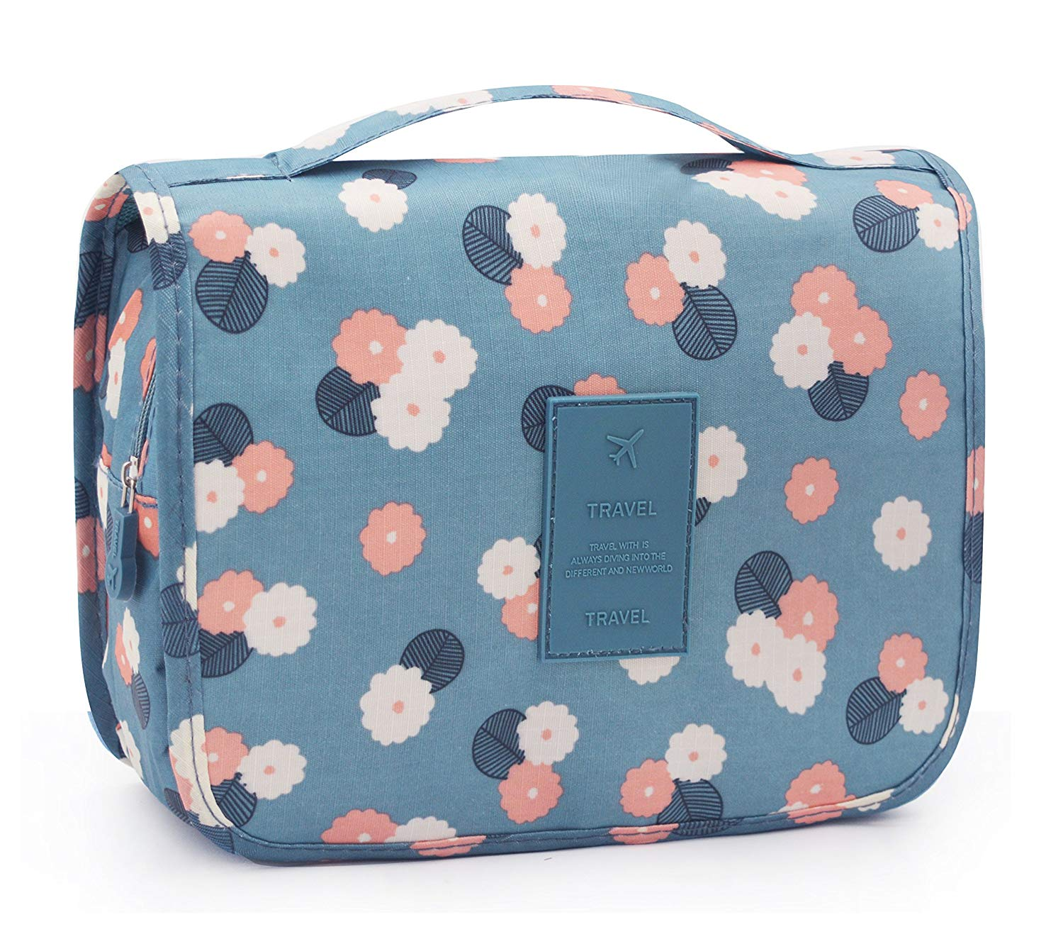 Portable Hanging Travel Toiletry Bag