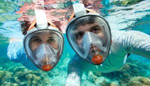 Prevent Snorkel Mask Fogging