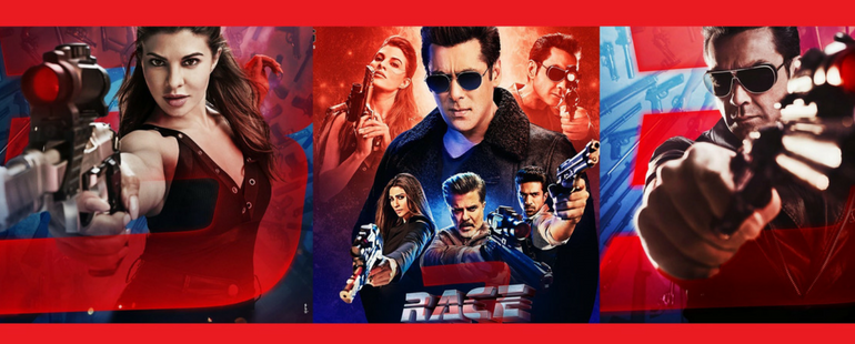 "Race 3 Newly Lauched Song "" Party Chale On "" Will Keep You Dancing On And On"