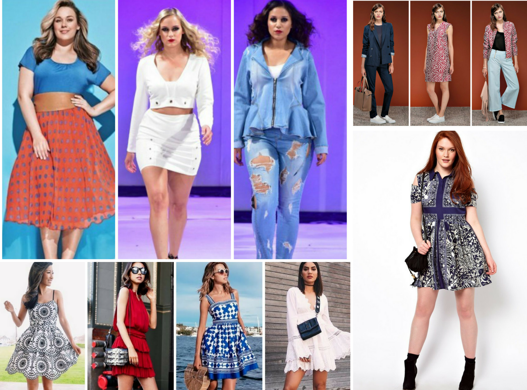 Summer Clothing Trends For Women