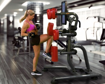 Virtual-Fighting-Fitness-Game