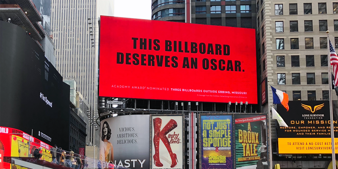 What is the most significant advantage of OOH advertising