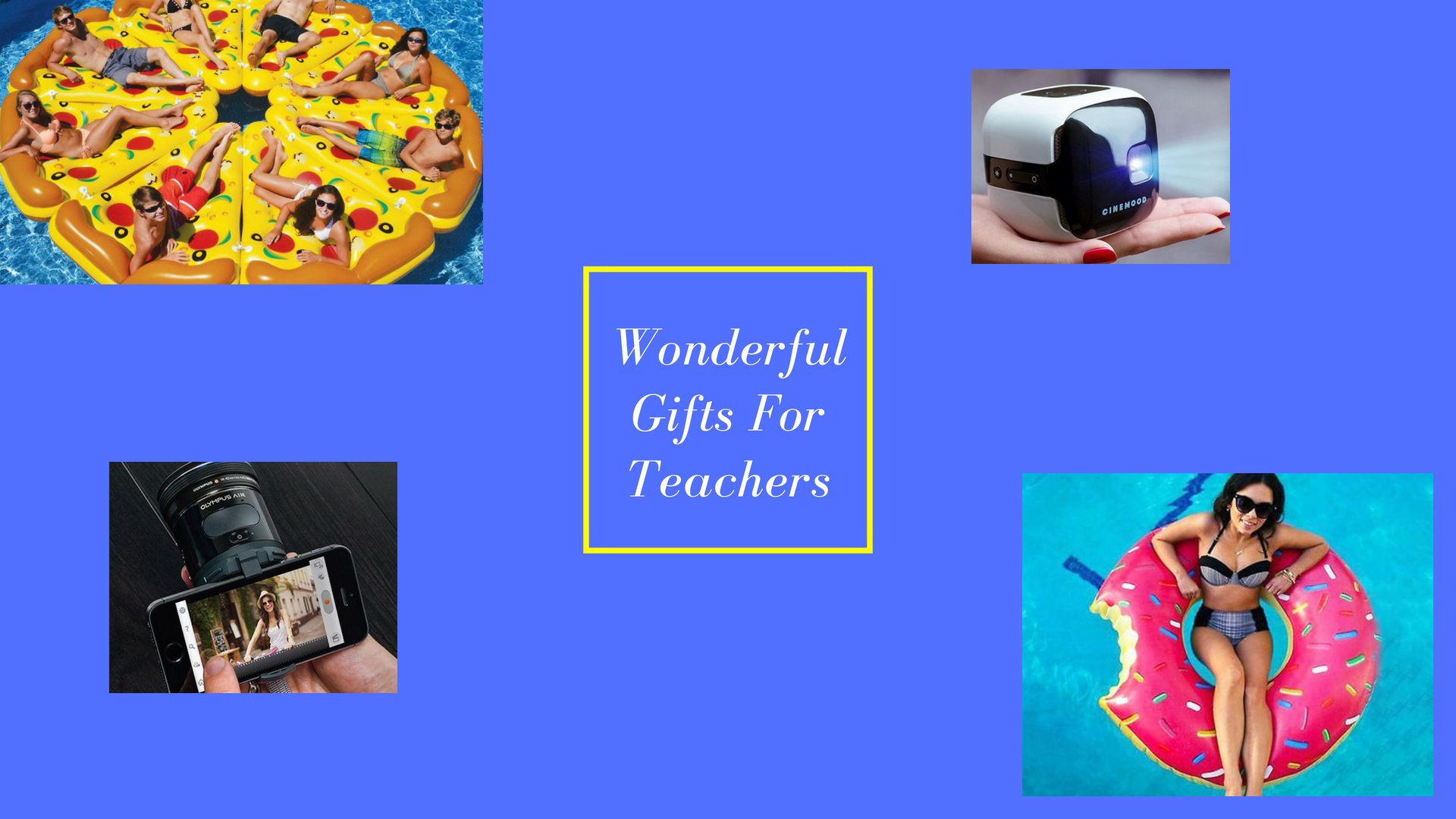 Wonderful Gifts For Teachers