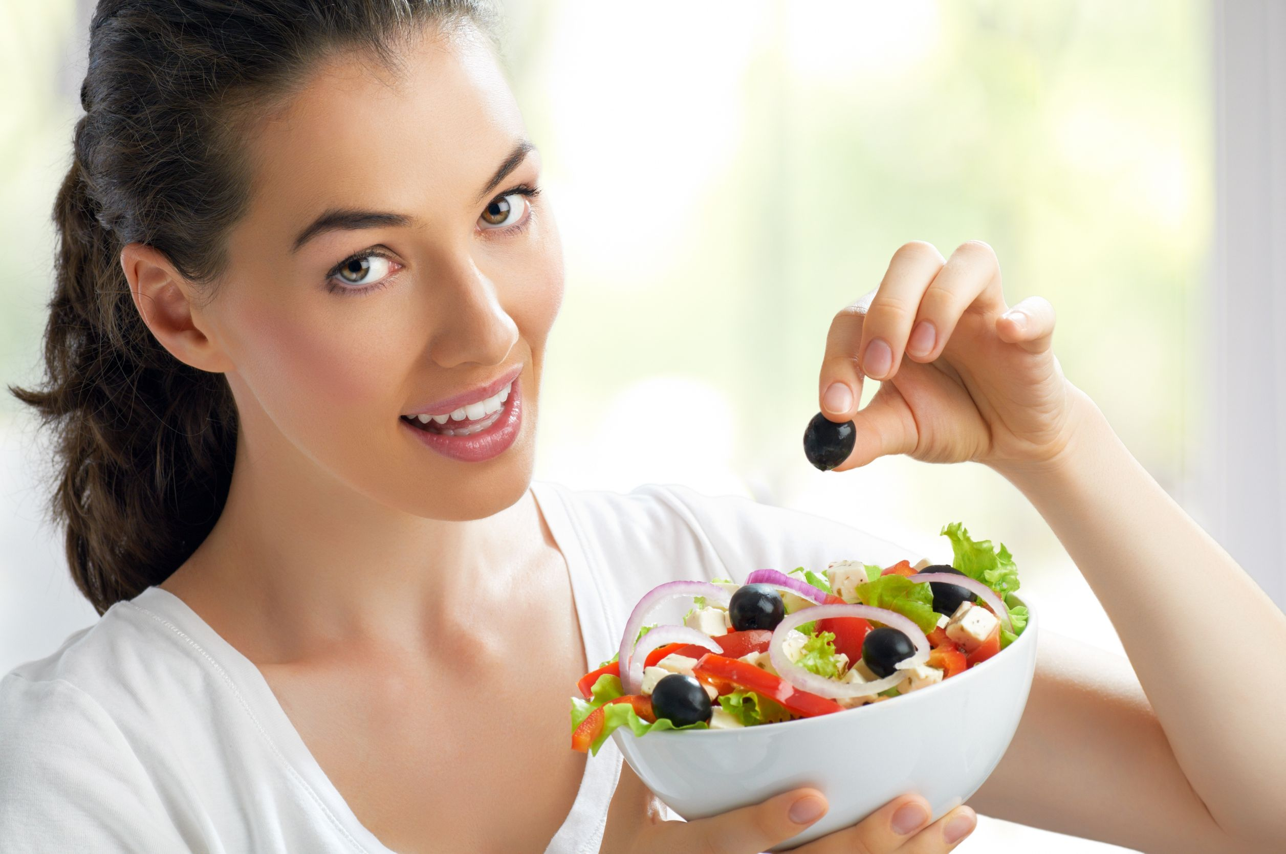 eat healthy - Prevent Hair Loss