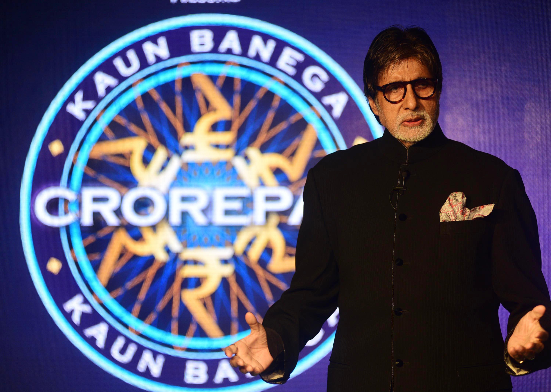 Amitabh Bachchan's Kaun Banega Crorepati