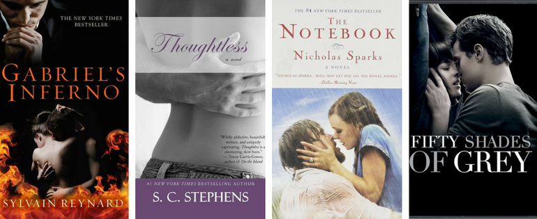 Best Romance Series Books