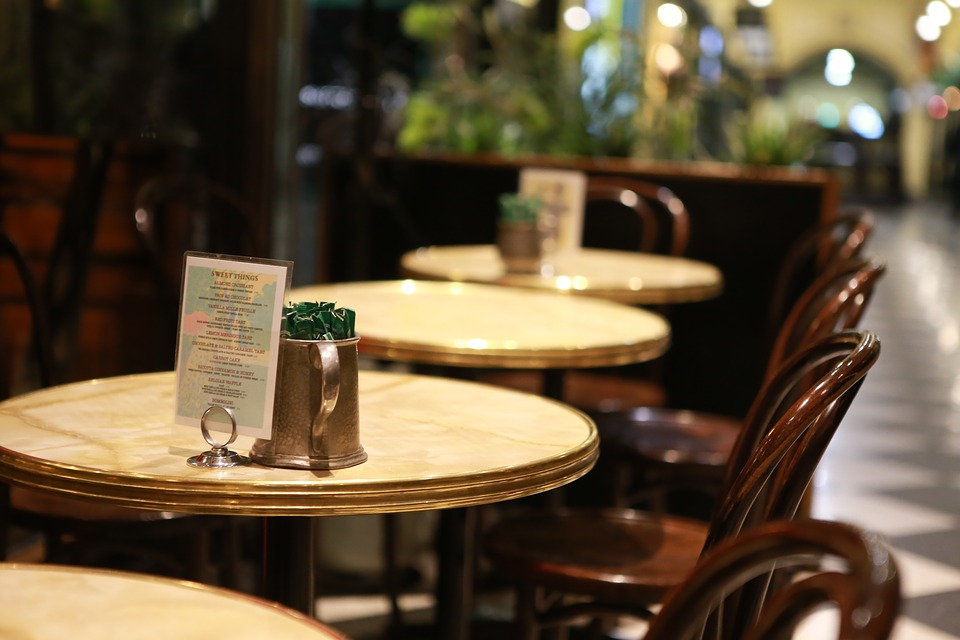 The Fast Casual Coffee Shop Chairs