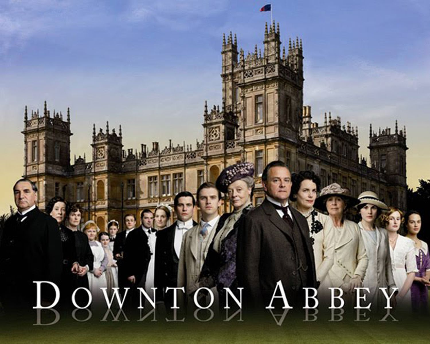 Downton Abbey (2010–2015)