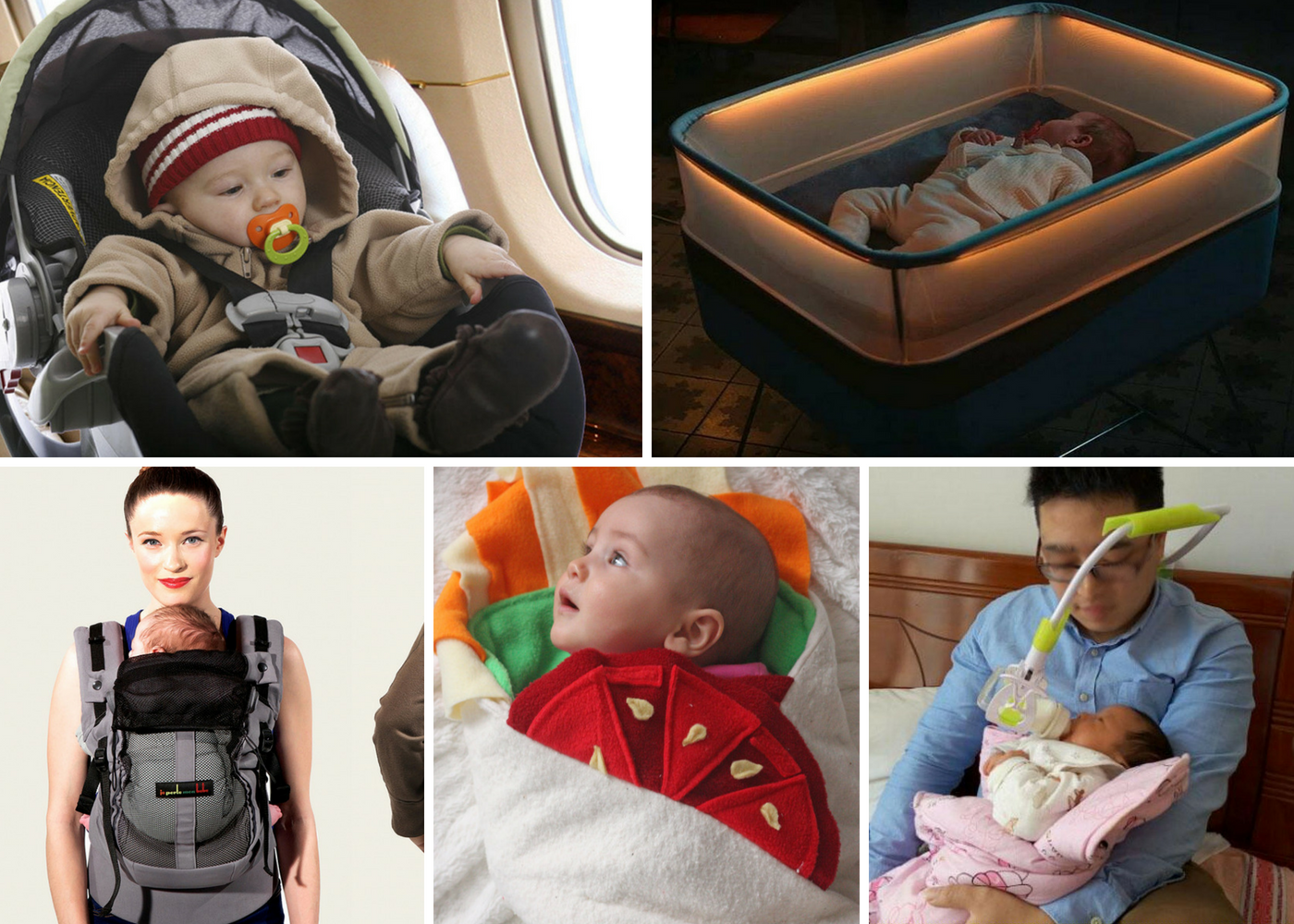 Extremely Useful Gifts For Brand New Parents