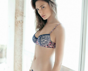 Famous Wonder Woman Gal Gadot