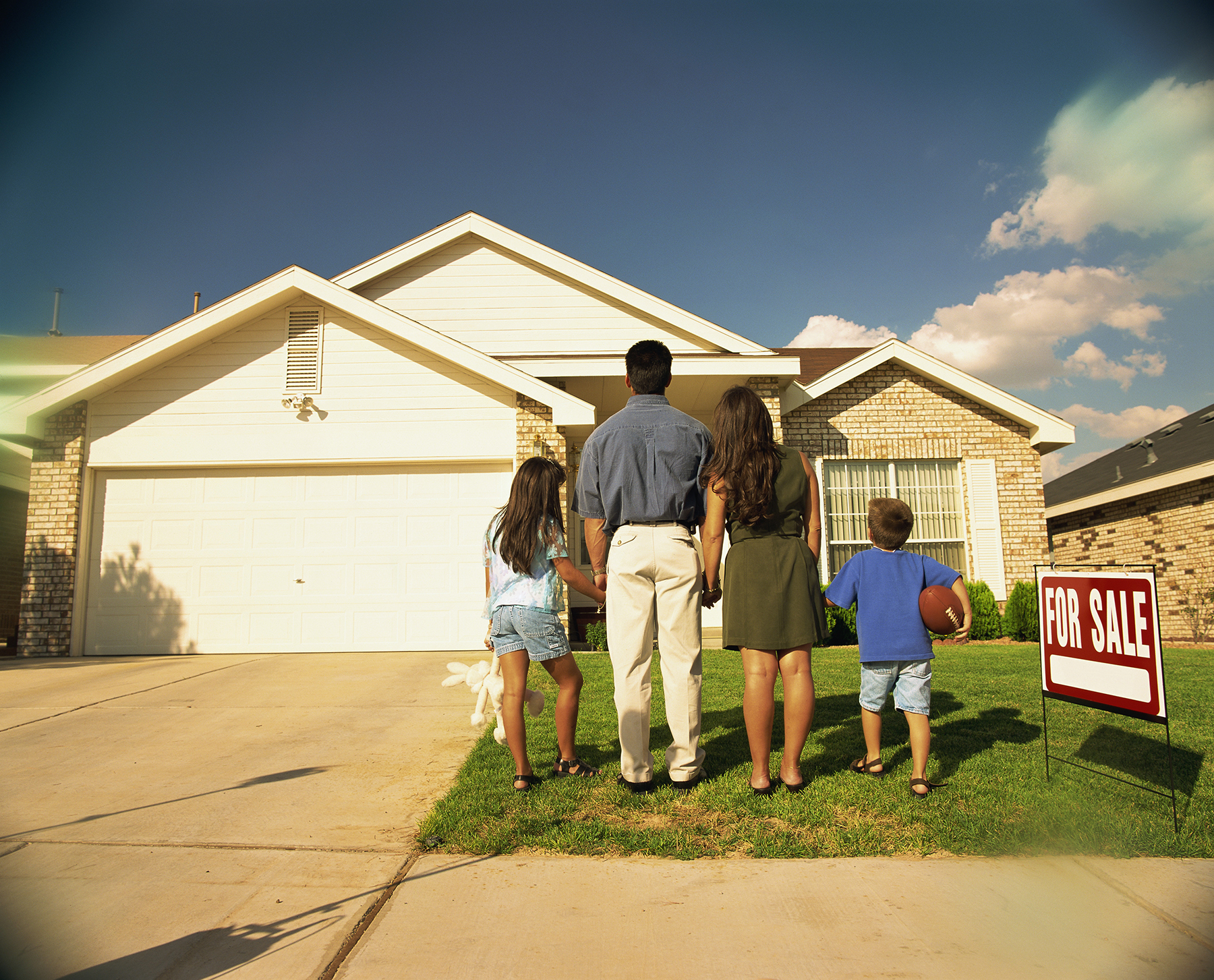 Finding A Buyer For The Property