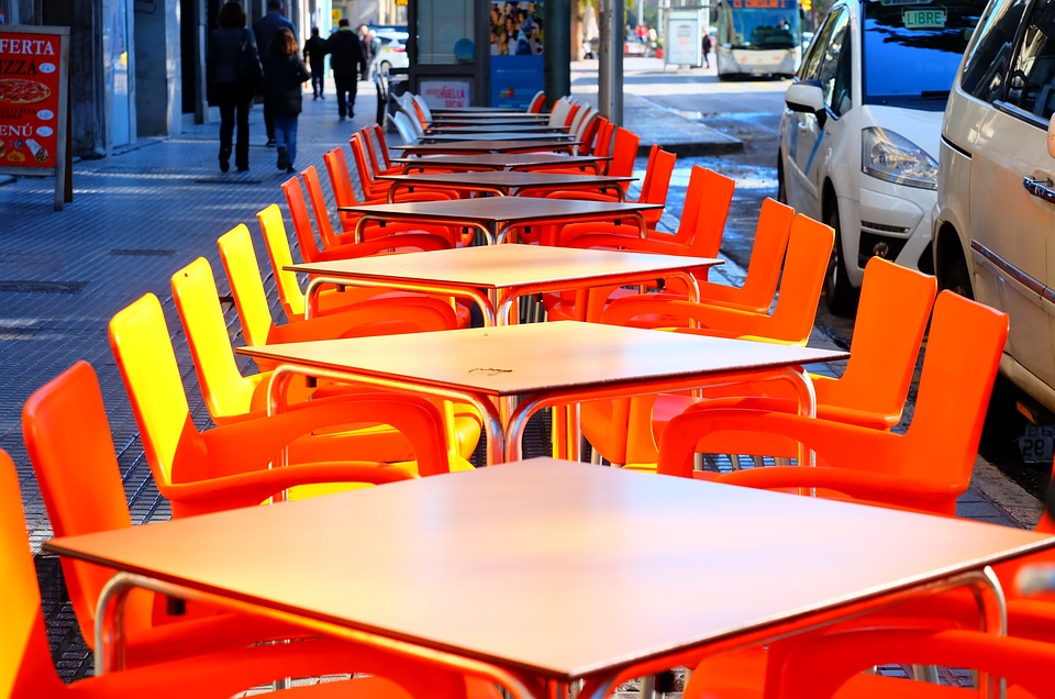 Food Court Chairs