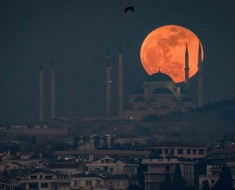 Longest 'Blood Moon' Eclipse Of The Century