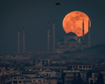 Longest 'Blood Moon' Eclipse Of The Century