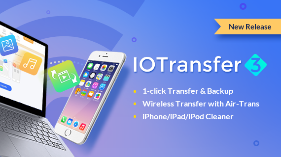 IOTransfer 3- Excellent Transfer Software For IOS Devices