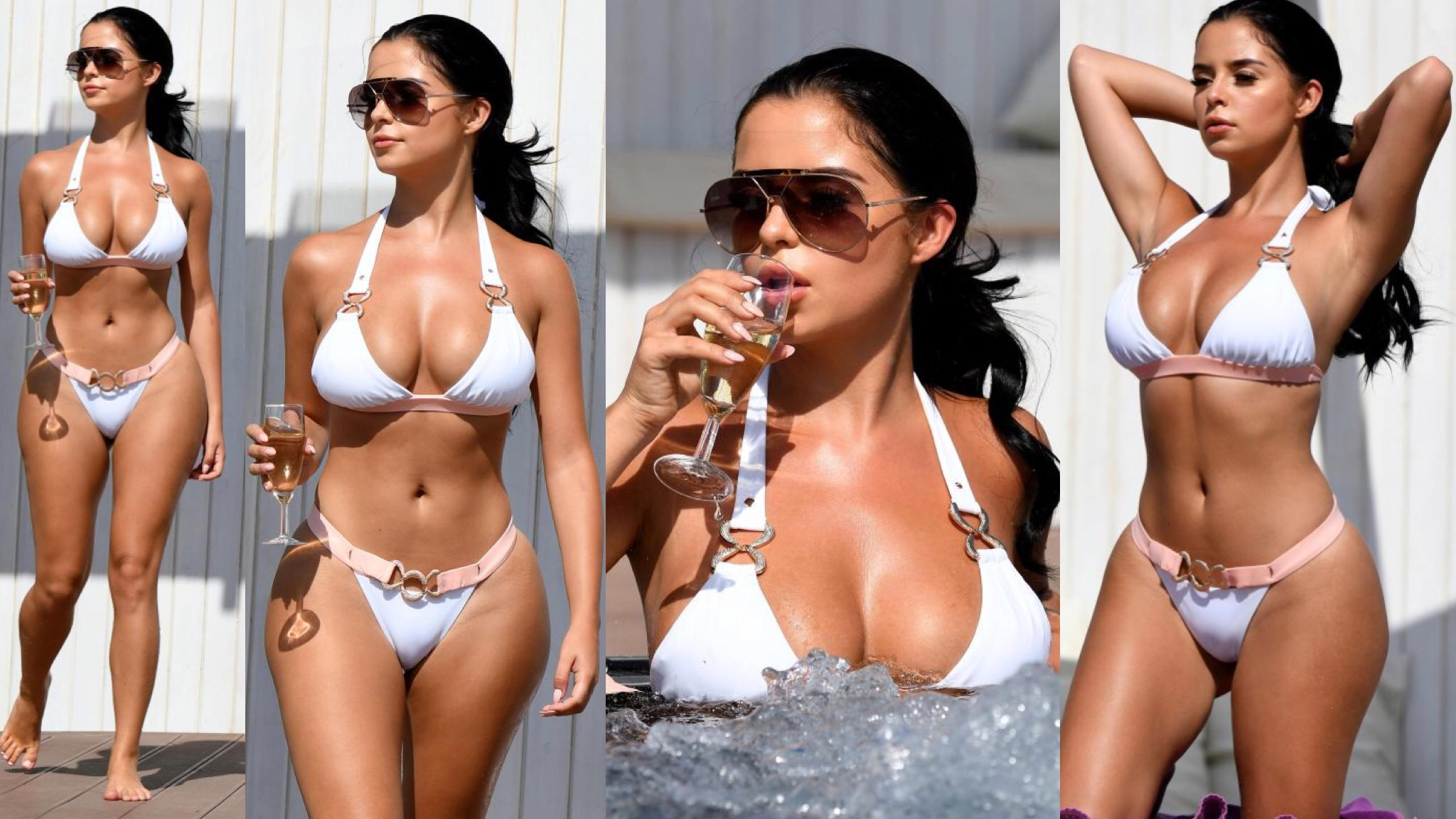 Jaw Dropping Photos Of Demi Rose Mawby_1