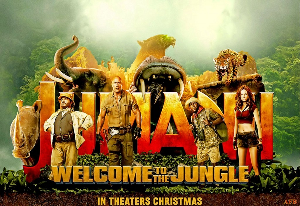 Watch Movie 'Jumanji' This Weekend On Amazon Prime