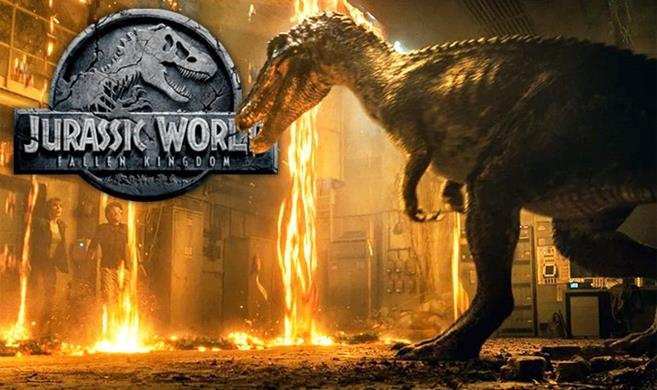 "Watch Movie ""Jurassic World: Fallen Kingdom"" This Weekend On Amazon Prime"
