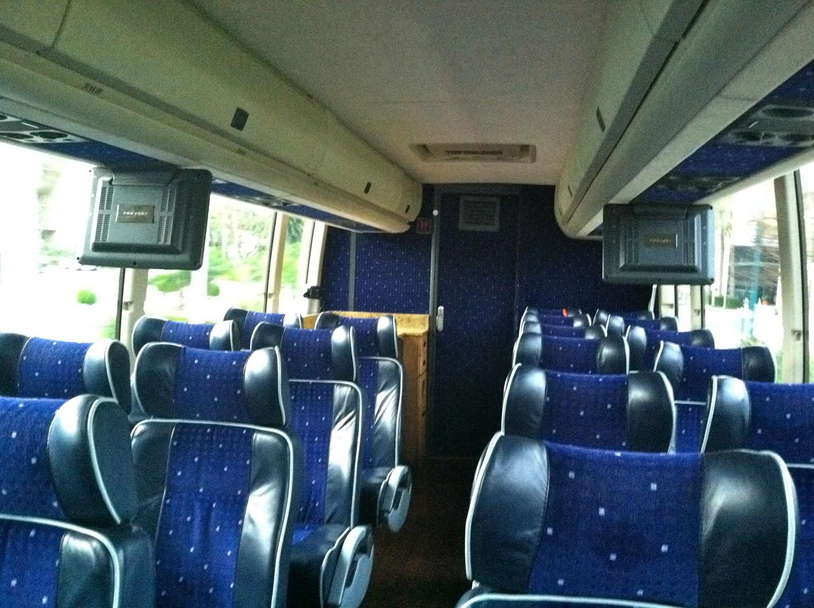 LA to Vegas By Bus