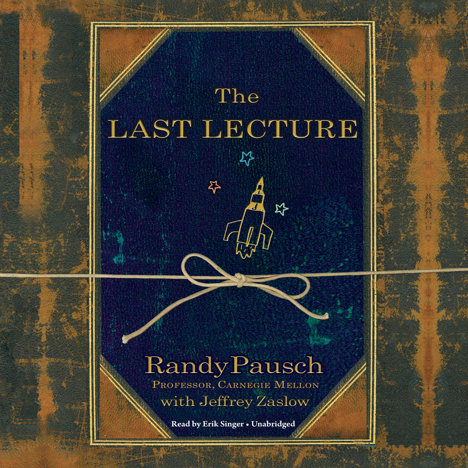 Last Lecture (LARGE PRINT EDITION)