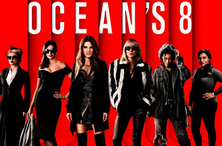"Watch Movie ""Ocean's 8"" This Weekend On Amazon Prime"