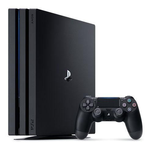 PlayStation 4 Pro Gaming Console