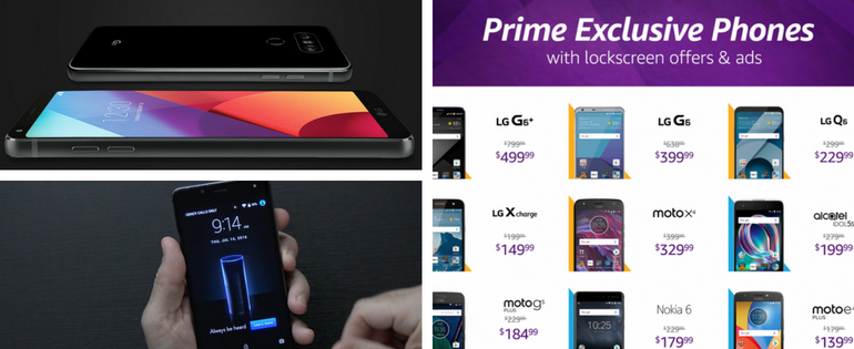 20 Prime Exclusive Phones To Watch Out For on Amazon Prime Day 2018