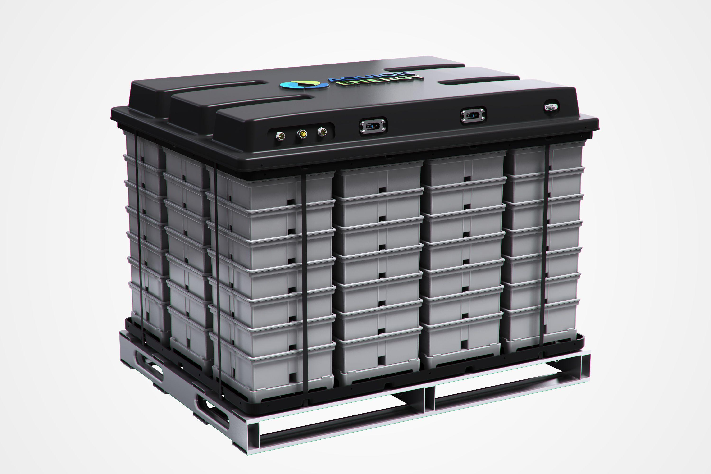 Saltwater Batteries