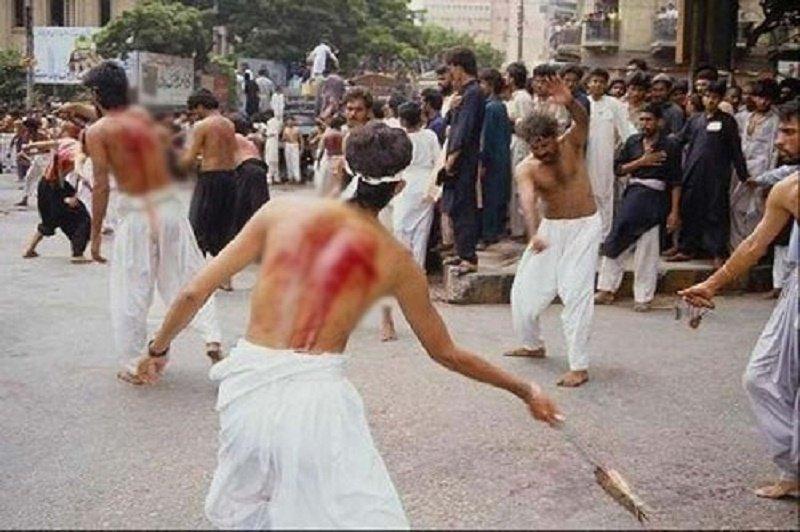 Self-Flagellation – The Mourning Of Muharram