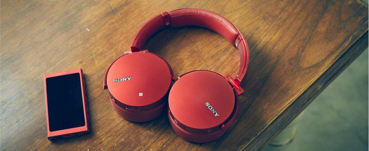 Sony XB950B1 Extra Bass Wireless Headphones