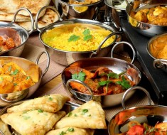 The Taste Of Indian Food