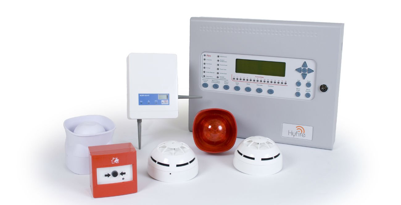 The Wireless Fire Alert Systems