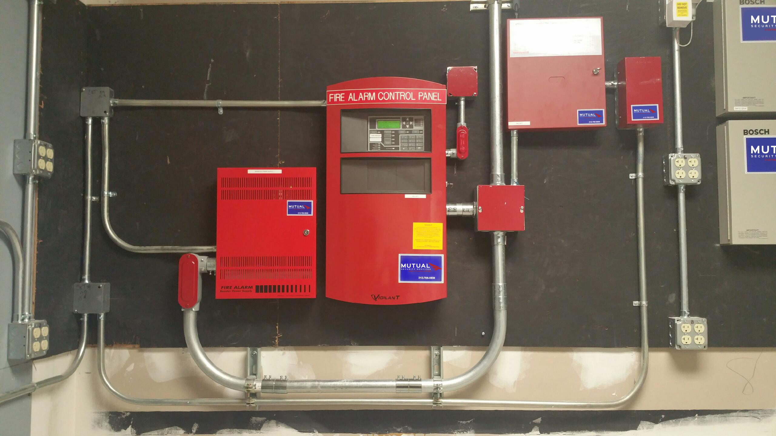 Types Of Fire Alarm And Detection Systems Available