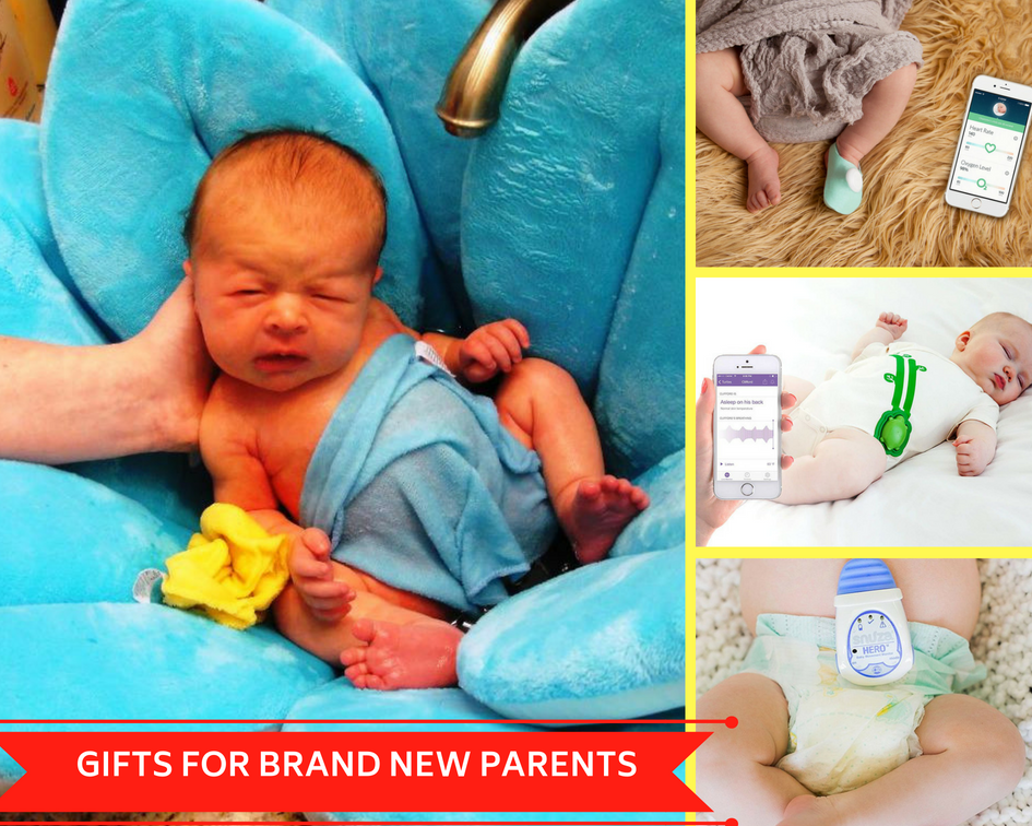 Useful Gifts For Brand New Parents