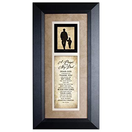Wood Wall Art Frame Plaque
