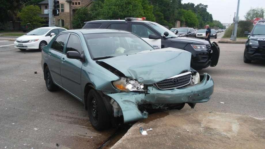 car accedint