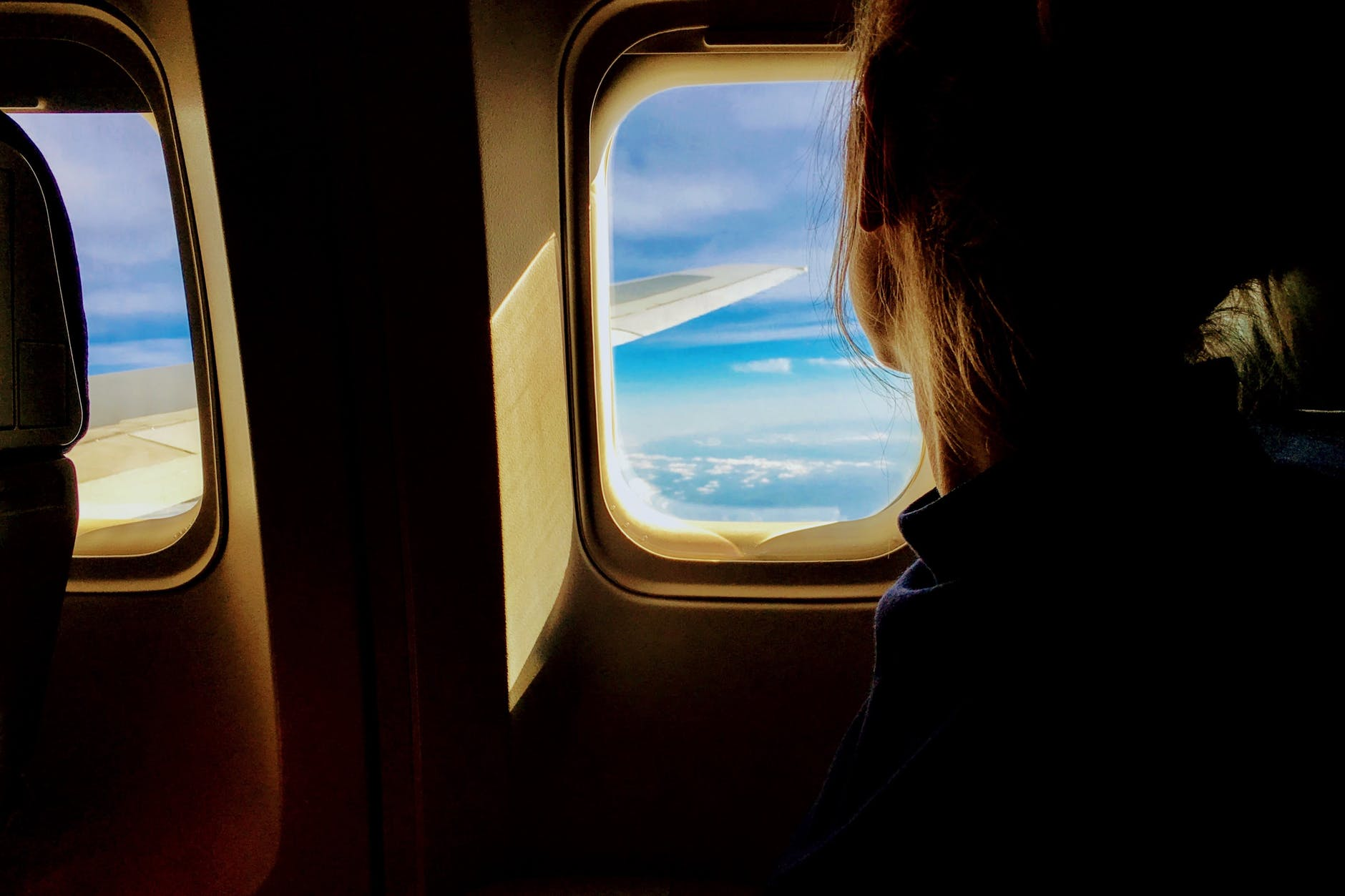 You should seek for the travel agency before flight begins